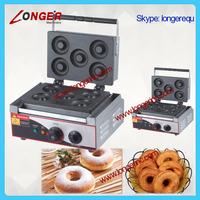 Donut baker machine