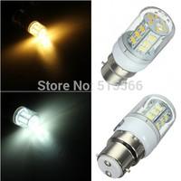 9W B22 LED Corn Bulb 24LED SMD5730 Ultra Bright LED Bulb Warm White/Cold White LED Light LED Lamp AC220V