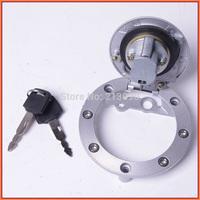 New Ignition Switch Lock & Fuel Cap key set For Yamaha YZF600/ 1000/ XJR400  XBR1200/XJR1300