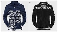Mosaic pattern retro jacket Korean male and female  Slim Jacket chaquetas madrid couple Sports Coats
