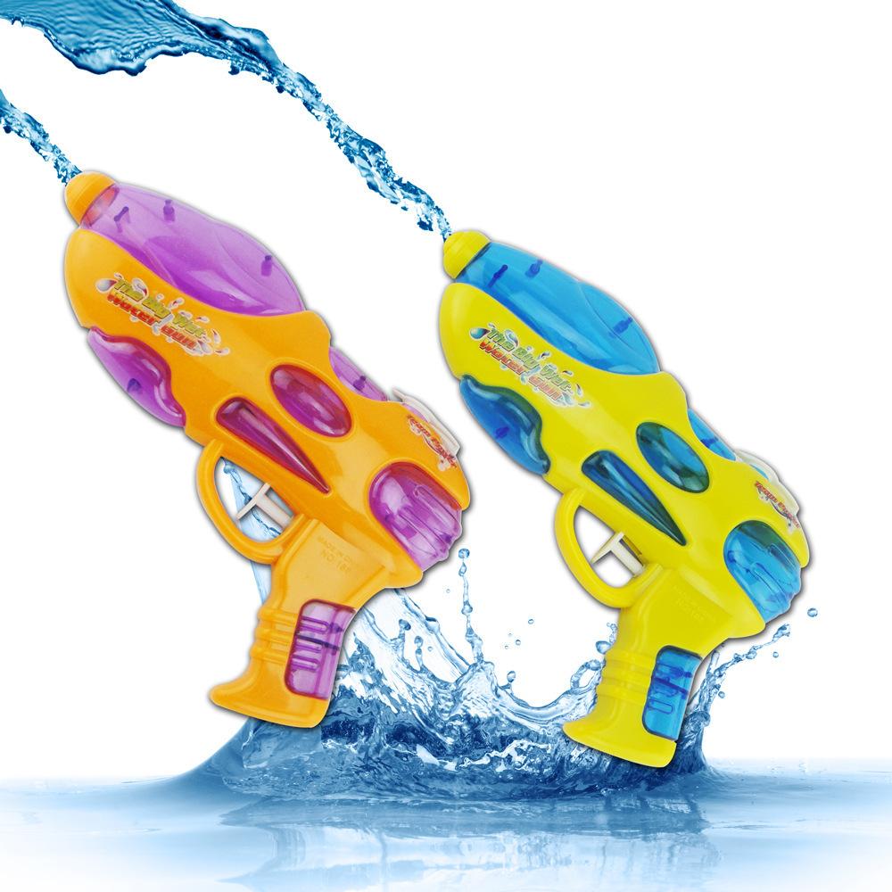 Water Guns For Children,Baby Swimming Water Must-Have Pistol ,Bath Splashing Kids Plastic Gun,Bath Toy for more 3 years kids(China (Mainland))