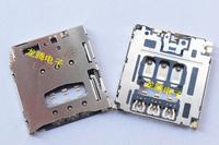 100% Original New For LENOVO B6000 B8000 3G Sim Card Holder Socket Slot Tray / Memory card slot tray Holder