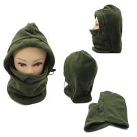 Hot winter hat for man or woman warm head hat fleece winter face masks protected ear ski mask hats snowboard cap