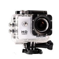 100% Original SJCAM SJ4000 1080P Extreme Sport DV Full HD Helmet Action Camera Diving 30M Waterproof Camera Gopro Camera Style