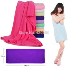 Durable secagem rápida toalha de microfibra Bath viagens ginásio Camping Sport-PY toalha de praia gratuitos para mulheres dos homens toalha de banho grátis frete(China (Mainland))