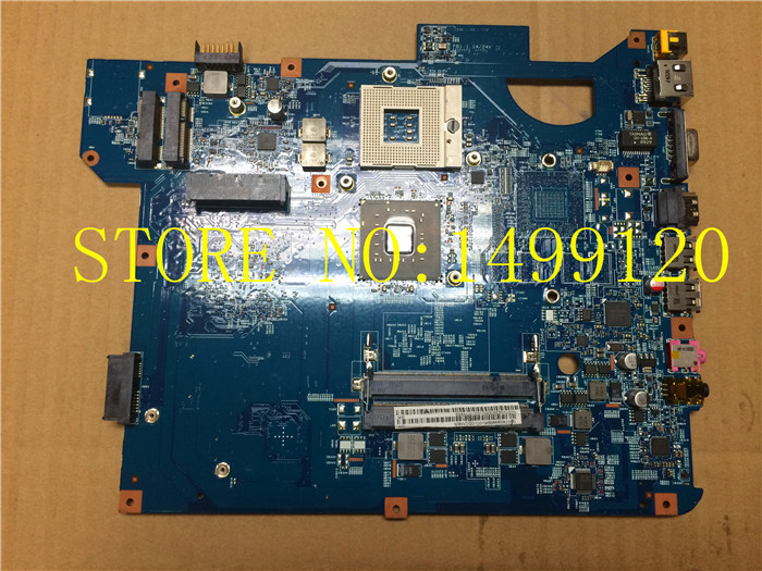 Laptop motherboard for GATEWAY NV54 MAIN BOARD MBWDG01001 Integrated DDR3 100% TESTED(China (Mainland))
