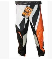 Free shipping!!!KTM RACETECH PANTS ORANGE 14 Powerwear off-road pants automobile race pants and Long-sleeved T-shirt BF