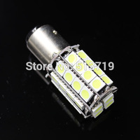 1X Canbus No Error 1156 BA15S 36 SMD 5050 LED Red Auto Brake Parking Signal Tail Rear Reverse Light Lamp 12v