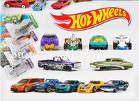 5 pcs/lot original hot wheels Inertia force alloy race car metal models diecasts toys,funny pocket vehicles toy for children