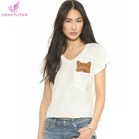 Summer High Street Fashion Casual Short Sleeve White T-shirts Woman Camiseta Roupas Women's Cothing Cotton Tops Tee Dropshipping