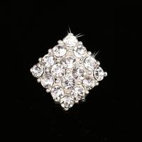 South Korea fashion crystal  shining earrings+free shipping