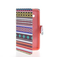 Colorful Patterns Flip Leather Wallet Card Pouch Stand Back Case Cover For Samsung Galaxy Core 2 II G355H G3556D G3559