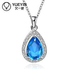 FVRS057 2015 new fine jewelry sets Extravagant Party jewlery set for lady Fashion Big Crystal set