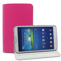 Hot Sale Luxury Genuine Leather Case for Samsung Galaxy Tab3 8.0 T310 T311 Tablet Flip Cover 3  Colors Available