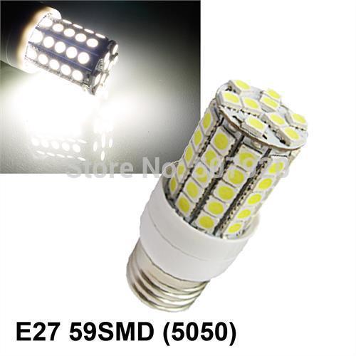 Светодиодная лампа No name 59 SMD E27 230V 6.5W цена и фото