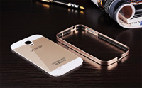 Luxury Metal Back Case For Samsung Galaxy S4 i9500 New arrival Aluminum Hard Back Cover For Galaxy S4 High quality Phone Case
