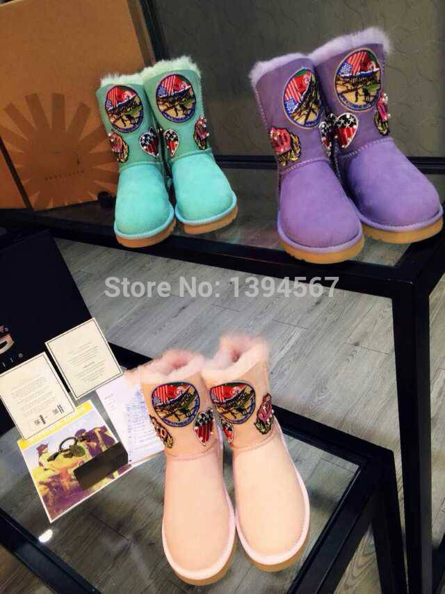 Candy Brand Shoes Brand Women's Winter Shoes