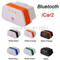 Original Vgate iCar2 Bluetooth OBDII ELM327 Diagnostic Scan Tool For IOS Android