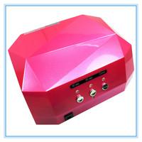 18W Diamond Nail Lamp Best Curing Effect Nail Dryer LED CCFL Lamp Nail Dryer Polish Tools