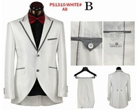Brand New Men's Formal Business Suits Two Button Sports Classic Wedding Blazers S-4XL Coats Suit Trousers
