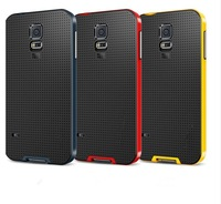 DHL free shipping Bumblebee NEO Hybrid Cover Case For Samsung Galaxy S5 i9600 SV Mobile Phone Cases Back Covers PY 100pc