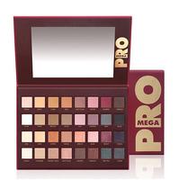 Hot Selling 32 Color Makeup Eyeshadow Brand Cosmetics Lorac Pro Palette Matte Warm Eye Shadow Shadows Palettes