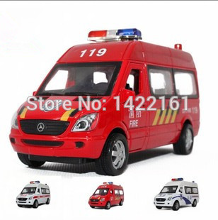 2015 hot style baby girl boy fashion vehicles toy/baby kids ambulance auto toy/children eehicle with sound and light doll(China (Mainland))
