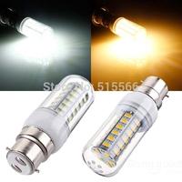 B22 LED Bulb 15W 48 LED SMD5730 LED Corn Bulb 360 degree led candle bulb Light AC220V Warm White/Cold White