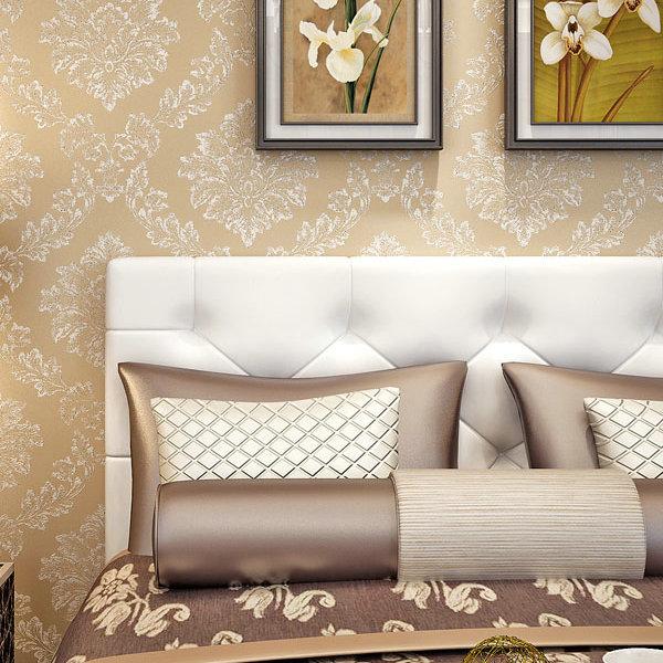 Compra revestimientos de pared vintage online al por mayor - Papel para empapelar paredes ...