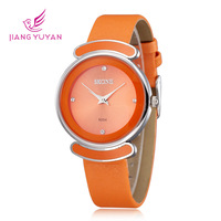 Fashion Brand Skone Ladies Watch Women Casual Watches Fashion Luxury Leather Strap wrist Watches