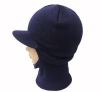 knitted  face mask visor hat bicycle motorbike head warmer ski hat  cap