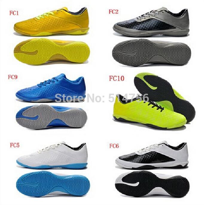 Neymar da Silva Hypervenom Phelon Indoor futebol sapatos fechados sapatos de futebol Neymar futebol chuteiras de futebol atlético botas 39-45(China (Mainland))