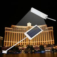 Waterproof 12 LED Solar Sensor Ultra-thin Outdoor Wall Street Light Garden Lamp Free shipping