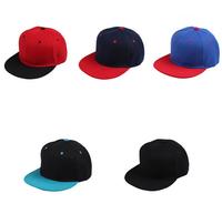 2014 new Pure color hip-hop unisex hats snapbacks hat man & weman baseball cap Wholesale
