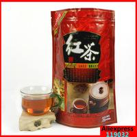 Premium lapsang souchong black tea China the tea products for weight loss food health care black  tea bulk bags,250g*2pcs