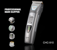 CHC910 new electric hair clipper hair trimmer hairclipper professional hair cutting machine haircut machine110V-240V