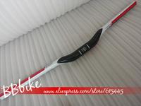 Full carbon handlebar MTB bike bicycle flat handlebar bars/rise handlebar 620/640/660/680/700/720mm