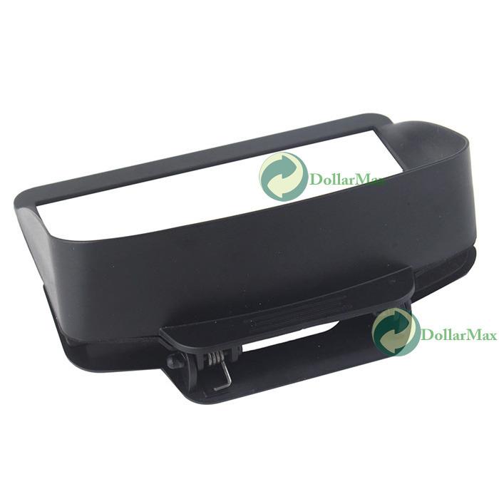 DollarMax Great deal Universal Portable Anti Glare Lens Hood Sunshade 4.5~ 5 inch Car GPS Navigation Fabulous!(China (Mainland))