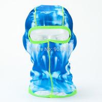 2015Colorful Motorcycle Balaclava Hood Full Warm Neck Face Cycling Ski Windproof Protector Mask Balaclava Full Face Mask Hat Cap