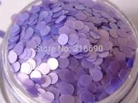 2MM Purple Solvent Resistant Glitter Dots