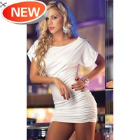 2015 new fashion start Sexy nighg club women one-piece dress sexy cocktail party mini dress