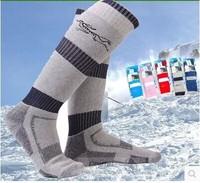 The new 2014 men and women mountain ski socks with thick socks warm socks stocking outdoor sports socks