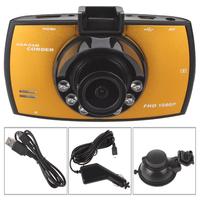 New Arrival HD Night Vision 1080P Lens 120 degrees Car dvr Camera video Recorder , black box for car