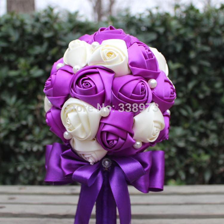 Achetez en gros bouquets de mariage mauve en ligne des grossistes bouquets - Vente a terme avec bouquet ...
