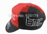 Red BMC Cycling Cap Tour de france Team Bike Ride Sportsweart Headgear Hot sale hat cool Bicycle Sportswear