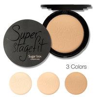 3 Colors Powder Fabulous Pressed Face  Makeup Skin Palette Finish Natural Brighten Concealer Whitening Long-Lasting Maquiagem
