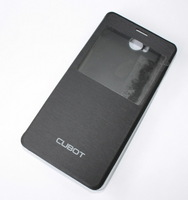 Original CUBOT S208 Flip case PU Leather Protective Case For Cubot S208 Free Shipping