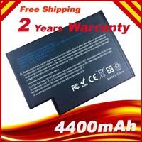 4400MAH Battery For HP Compaq Pavilion ze5000 ze4000 nx9000 Presario 1100 2100 2500 2200 Omnibook XE4100 XE4400 XE4500 XT