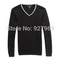301 New autumn& winter 2014 Men's Sweater New Wool Men Sweater Thick Warm turtleneck sweater Korean Type Slim Free Shipping