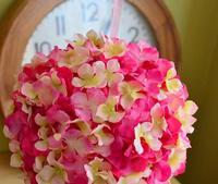 free shipping  Wedding supplies handmade flowers ball wedding room decoration supplies wedding supplies furnished